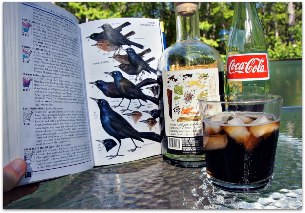 The Common Grackle Cocktail