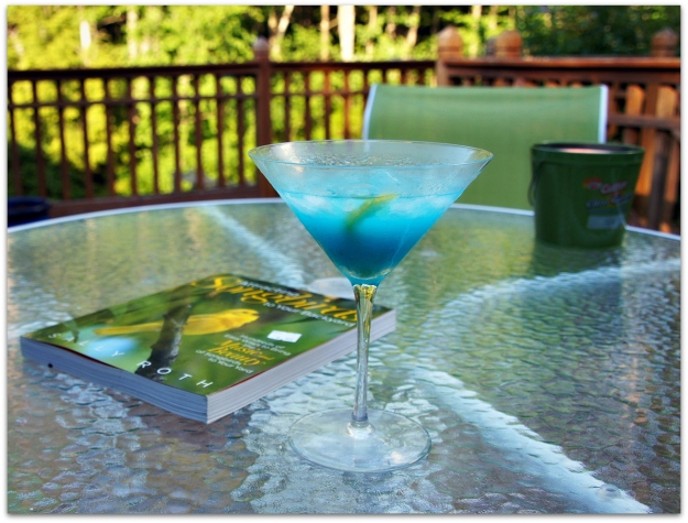 BlueBird cocktail