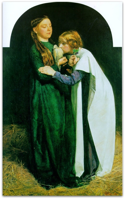 Millais Return of the Dove to the Ark