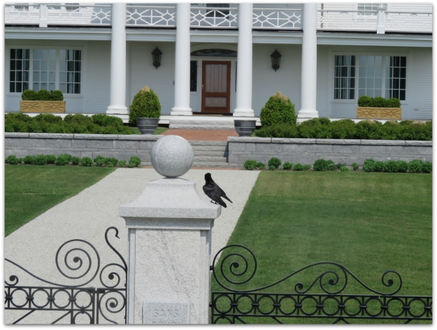 crow mansion